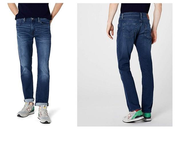 Por 39,90 euros tenemos varias tallas de estos pantalones Levi's 511 Slim Fit en Amazon