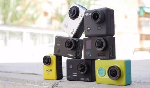 Las mejores cámaras deportivas chinas de menos de 130 euros: prueba y comparativa a fondo