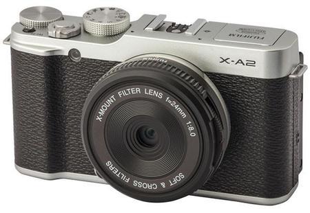 Fujifilm XM-FL: un objetivo-tapa con filtros, de momento solo para Japón