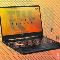 Este portátil gaming es un chollazo en Amazon: ASUS TUF Gaming F15 FX506LH-HN042 por sólo 699 euros