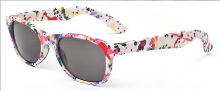 bajo precio bfb50 37afc Gafas de sol para niños de inspiración arty: las 'mó' de ...