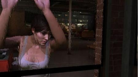 El fallo que deja a los protagonistas desnudos también llega a 'Heavy Rain'