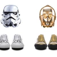¡Zapatillas futuristas al poder! Superga sorprende en su última colección con diseños de Star Wars