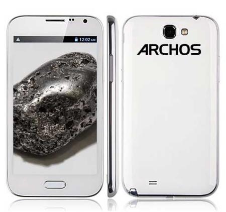 Archos está con ganas de lanzar Smartphones