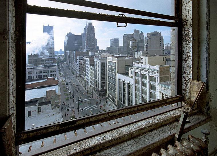 Foto de Las ruinas de Detroit (2/14)