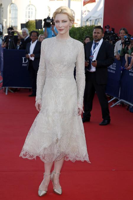 Cate Blanchett look Armani Prive