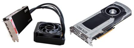 Amd Fury X Nvidia 980 Ti