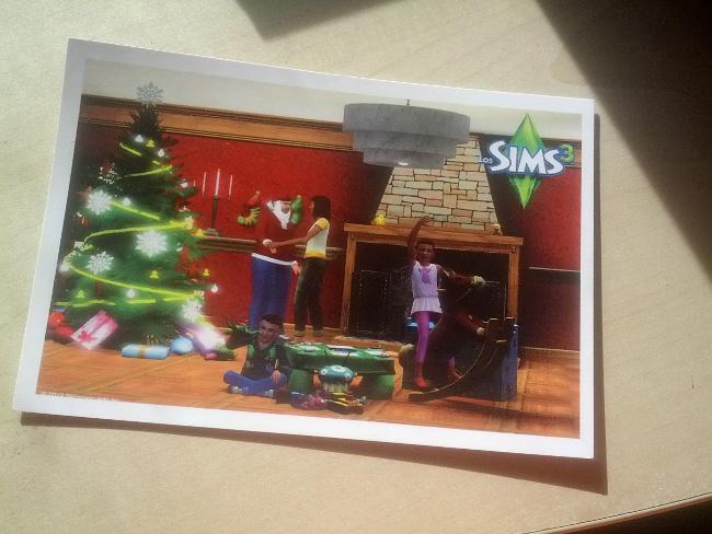 eCards Sims