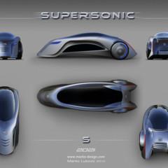 Foto 4 de 8 de la galería supersonic en Motorpasión