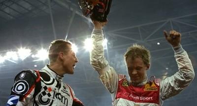 Schumacher da otra lección, pero no gana