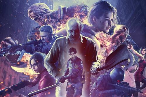 Re:Verse es el primer Resident Evil online con multijugador competitivo que disfruto. Por fin