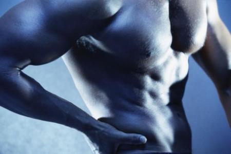 torso abdominales
