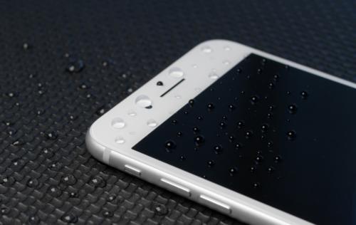 """El """"water drop design"""" del iPhone original y cómo sería implementarlo en el iPhone del décimo aniversario"""