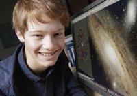 Un chico de 15 años publica un artículo en la prestigiosa revista 'Nature'