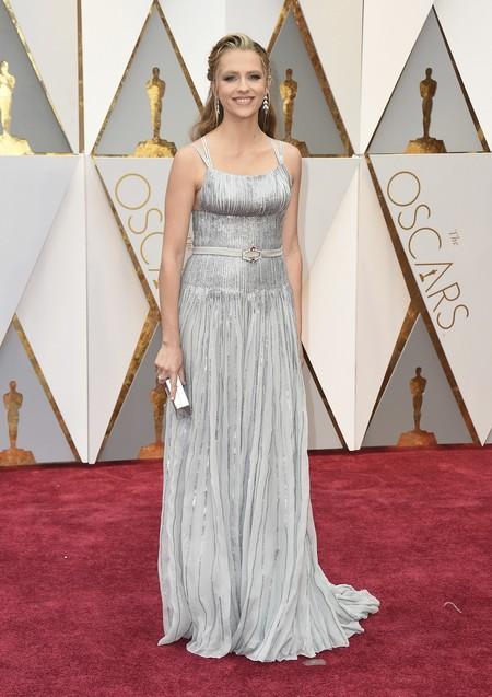 Teresa Palmer Prada Oscars2017
