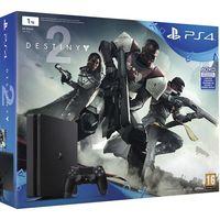 Sólo esta mañana, tienes la PS4 Slim de 1 Tb con Destiny 2 por 30 euros menos en Mediamarkt