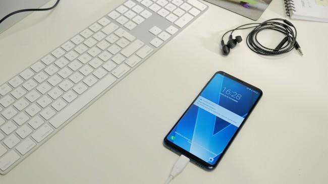 LG V30, análisis: potencia y diseño equilibrados al estilo de LG