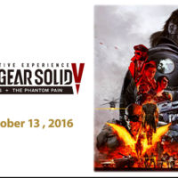 Konami hace oficial Metal Gear Solid V: The Definitive Experience y le pone fecha