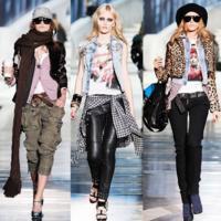 Dsquared2 Otoño-Invierno 2009/2010 en la Semana de la Moda de Milán