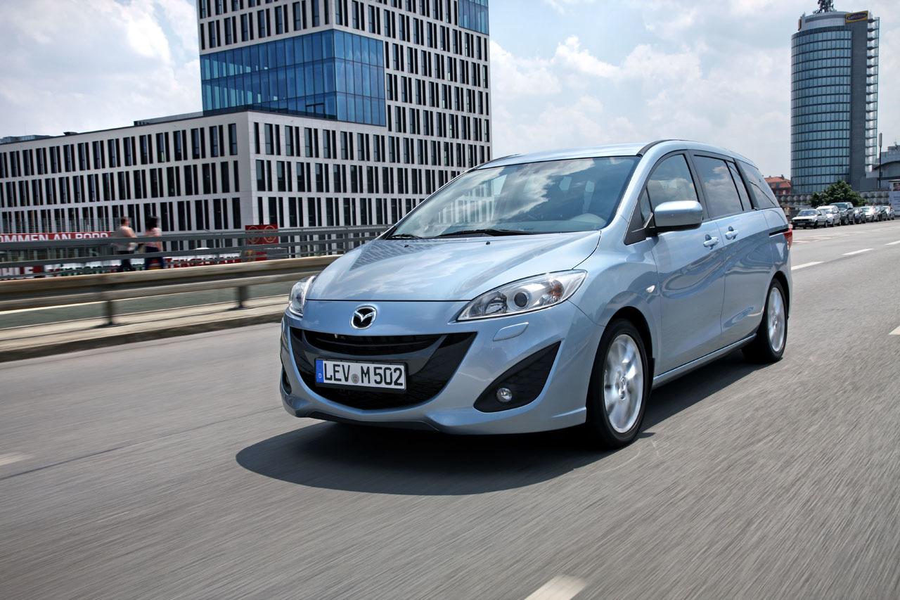 Foto de Mazda5 2010 (31/121)
