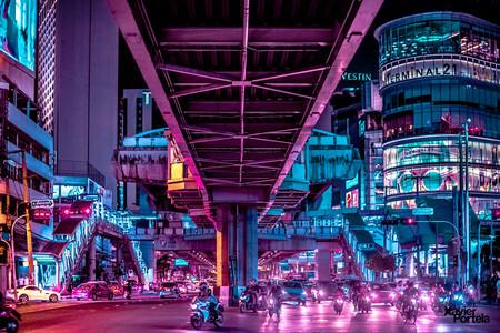 Bangkok Glow Xavier Portela 12