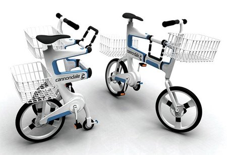 Ville, una bici eléctrica perfecta para ir al super