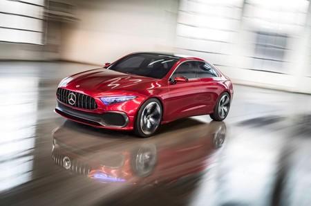 El Mercedes-Benz A Sedán Concept quiere (y va a) entrar al juego del Audi A3 Sedán