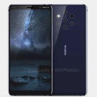 Nokia 9 y sus cinco cámaras: nuevas imágenes de cómo sería el flagship que nunca llega