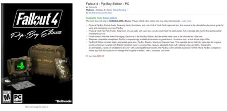 Pip Boy Edition Amazon