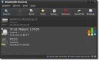 Blueman 1.0: administrador de dispositivos bluetooth para GNU/Linux