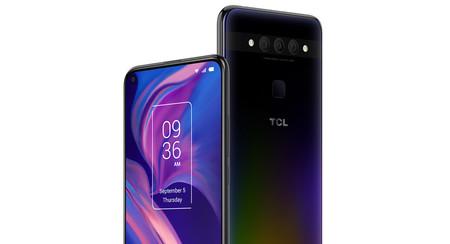 Nuevo TCL PLEX: el primer móvil de TCL llega con cámara triple de 48 MP y Snapdragon 675