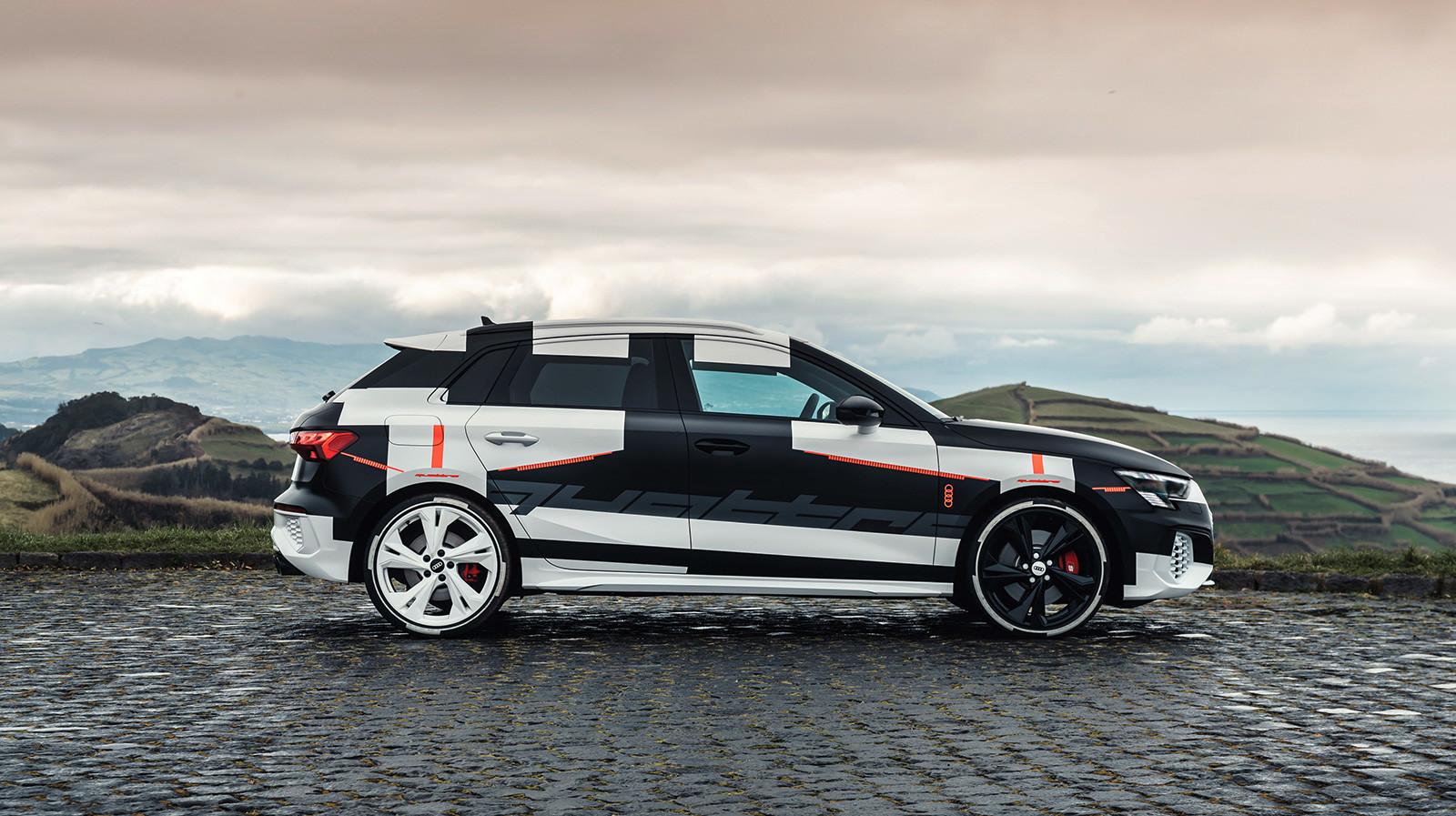 Foto de Audi S3 Sportback 2020, teaser (12/13)