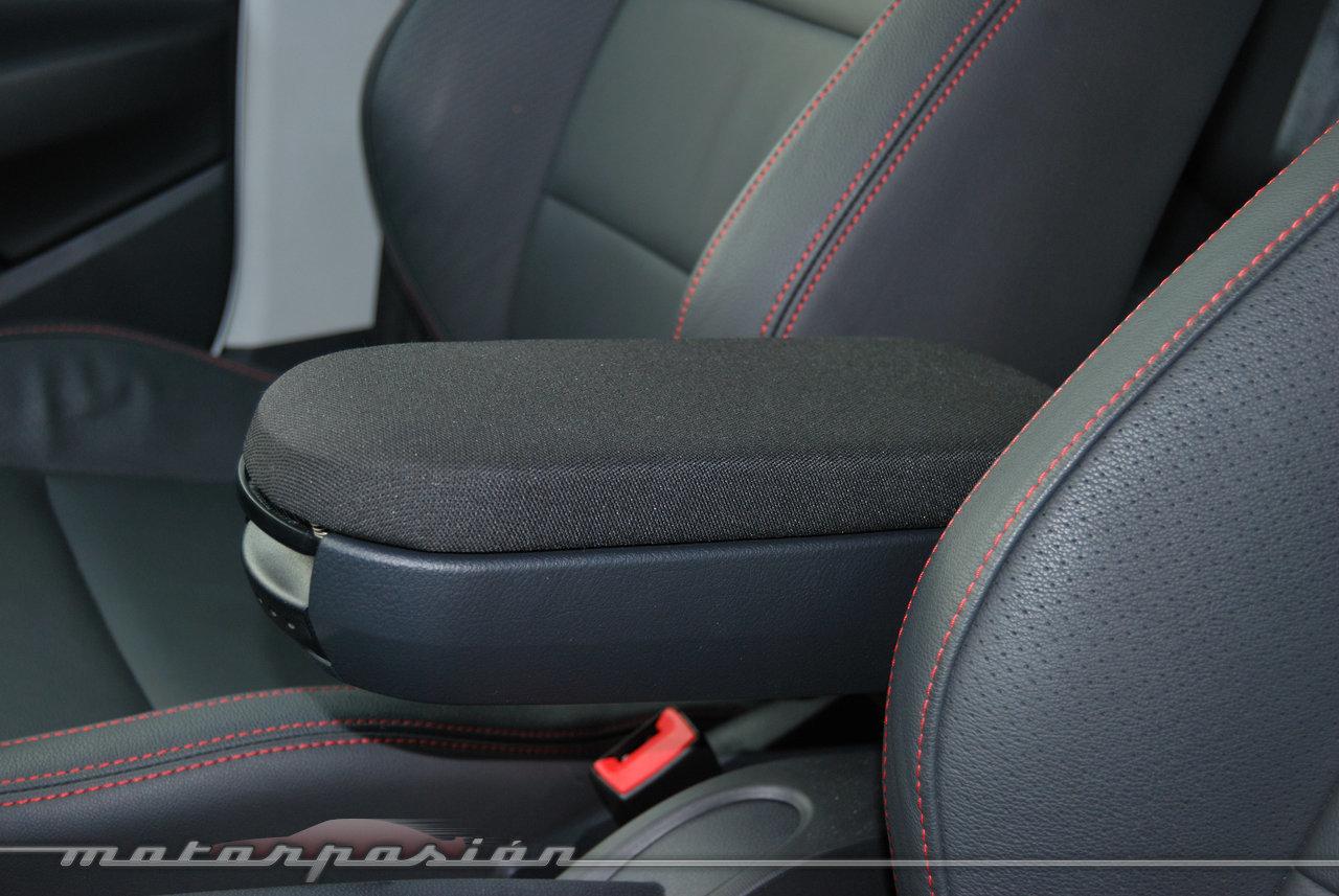 Foto de SEAT Ibiza 1.2 TSI FR (prueba) (23/33)
