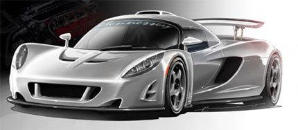 Hennessey Venom GT, el primer prototipo de Hennessey Performance