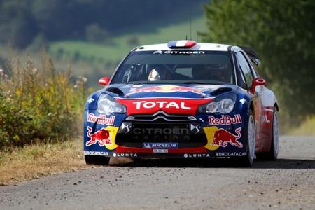 Rally de Alemania 2012: Sébastien Loeb ya es líder, Sordo sexto