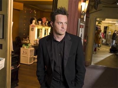Matthew Perry volverá a la televisión con una nueva serie en Showtime