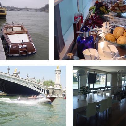 Paris Luxury Boat, navegar por el Sena en un Riva