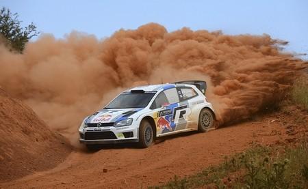 Rally Acrópolis 2013: primera victoria de Jari-Matti Latvala con Volkswagen