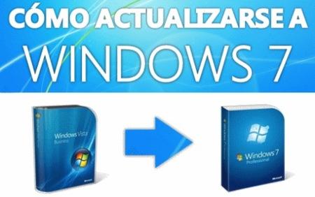 Actualizarse a Windows 7