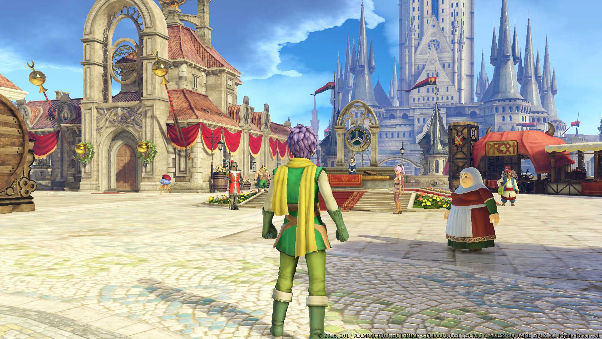 Foto de Dragon Quest Heroes II (12/15)