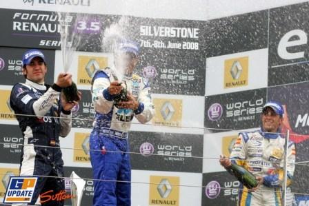 Gran jornada para los pilotos españoles en Silverstone