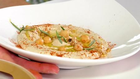 Hummus Presentacion