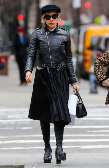 Chloé Sevigny y su look que gusta a las mujeres y los hombres odiarían