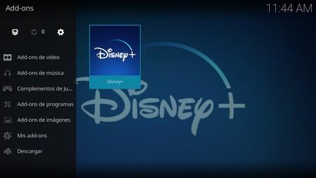 Cómo ver Disney+ en Kodi y por qué puede ser mejor que hacerlo en sus aplicaciones oficiales o en la web