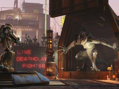 Es hora de salir de caza. El DLC Wasteland Workshop de Fallout 4 ya está disponible