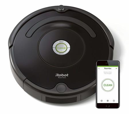 El robot de limpieza iRobot Roomba 671 está por 239 euros con envío gratis en Amazon
