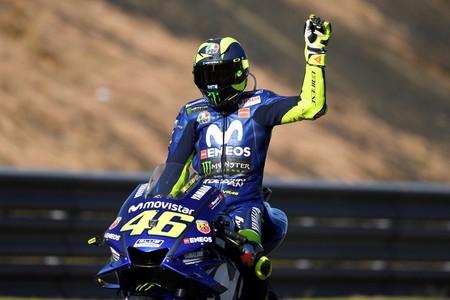 """Valentino Rossi cree que """"es importante que los jefes de Yamaha vean cómo está la situación en este momento"""""""