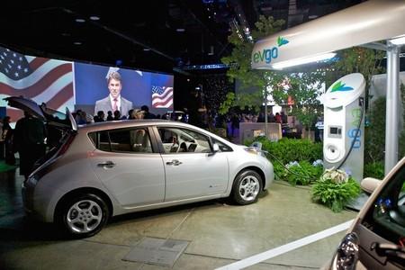 El precio de los coches eléctricos se ha reducido un 15% el último año en EEUU