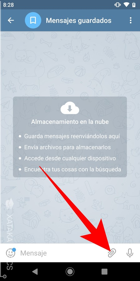 Enviar Telegram