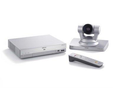 Videoconferencia en alta definición con Sony XG80